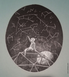 Полинская А. Ю. Серия «Детство», лист 4
