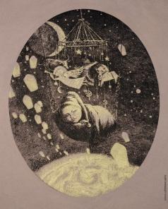 Полинская А. Ю. Серия «Детство», лист 5