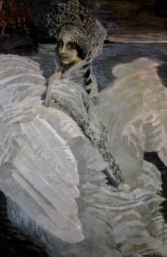 Врубель М. А. Царевна-Лебедь
