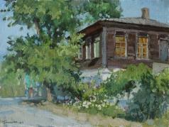 Быченко Л. П. Старый дом