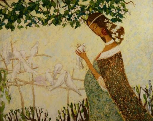 Лемешева Е. Рождение Весны