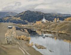 Бучкина И. Осень на Урале