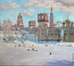 Бучкина И. Новодевичий монастырь