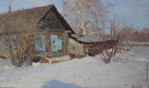 Худяков В. Л. Ранняя весна