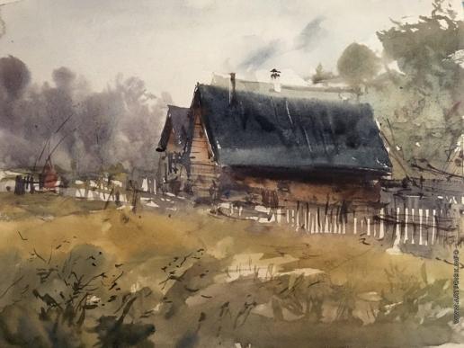 Заруцкий В. Г. Деревня