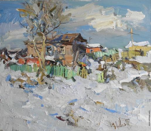 Иващенко Р. Н. Март
