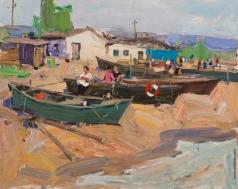 Иващенко Р. Н. Рыбацкие лодки