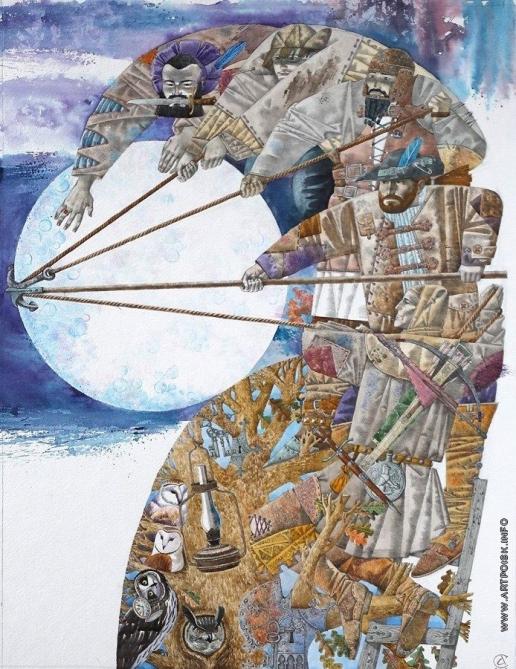 Симаков А. А. Похитители Луны