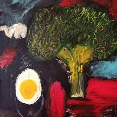 Лапшина Д. Соль, яйцо и майонез
