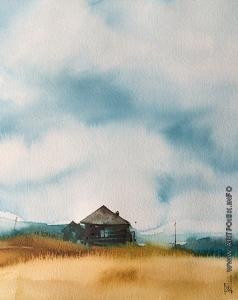 Канцерева В. Е. Дом в поле