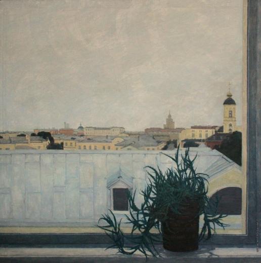 Полковниченко А. К. Алое на окне