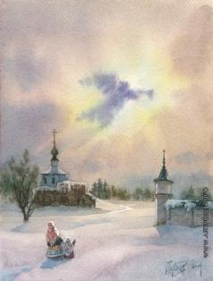 Пугачев П. С. Рождественский ангел
