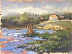 Климова И. На реке Осётр