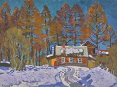 Матушевский Ю. В. Хрустящий снег
