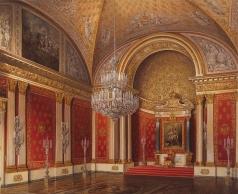 Гау Э. П. Петровский зал в Зимнем дворце