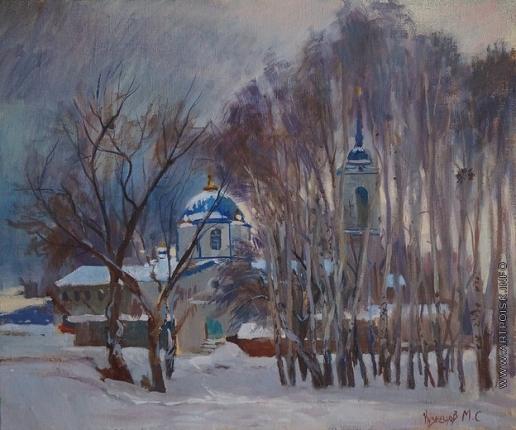 Кузнецов М. С. Храм в Верхнем Тагиле