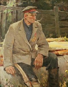 Карякин Н. П. Рядовой войны