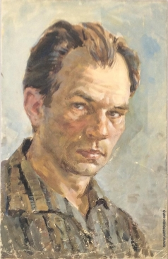 Карякин Н. П. Автопортрет