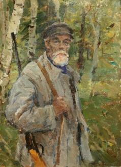 Карякин Н. П. Егерь