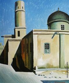 Салахов Т. Т. Мечеть в Нардаране