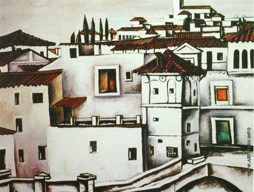 Салахов Т. Т. Гранада