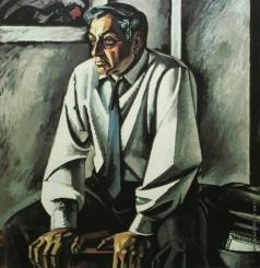 Салахов Т. Т. Портрет Расула Рзы
