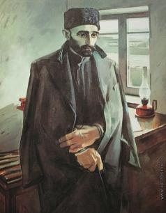 Салахов Т. Т. Портрет поэта Сабира