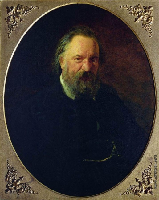Ге Н. Н. Портрет А.И.Герцена