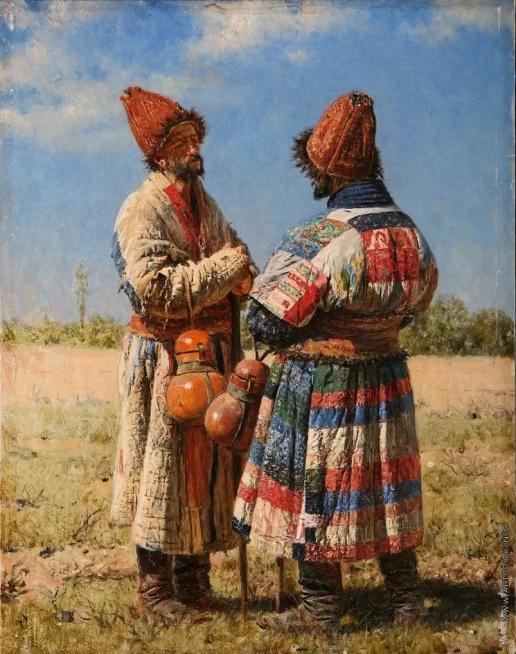 Верещагин В. В. Дервиши-дуваны