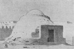 Верещагин В. В. Вход в зиндан в Самарканде