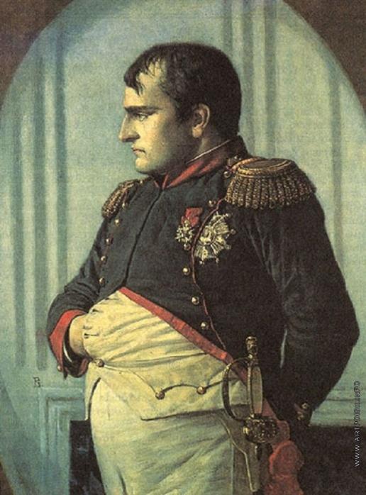 Верещагин В. В. Наполеон I в Петровском дворце