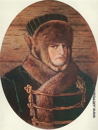 Верещагин В. В. Наполеон I в зимней одежде
