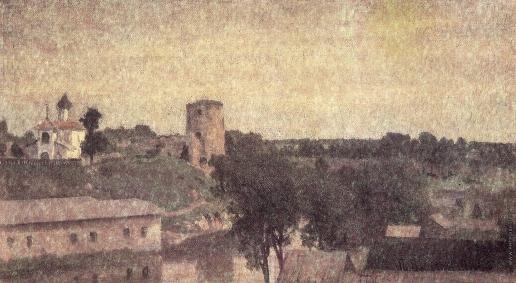 Верещагин В. В. Галангский монастырь