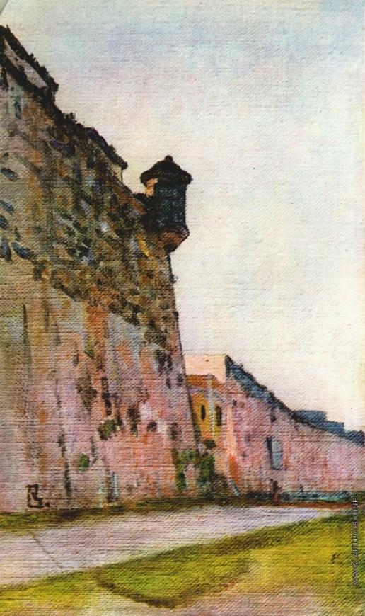 Верещагин В. В. Крепость Сант-Яго