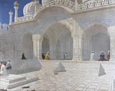 Верещагин В. В. Жемчужная мечеть в Дели