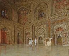 Верещагин В. В. Главная мечеть в Фатехпур Сикри