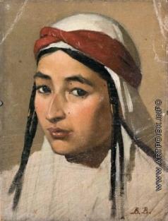 Верещагин В. В. Девушка из Туркестана