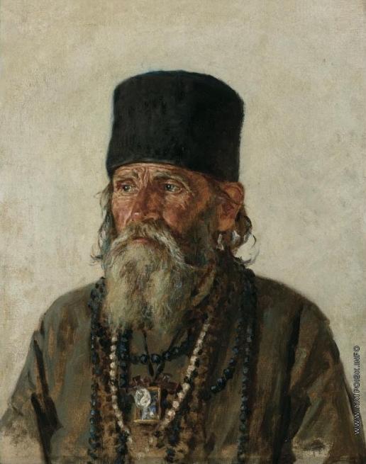 Верещагин В. В. Русский отшельник на Иордане