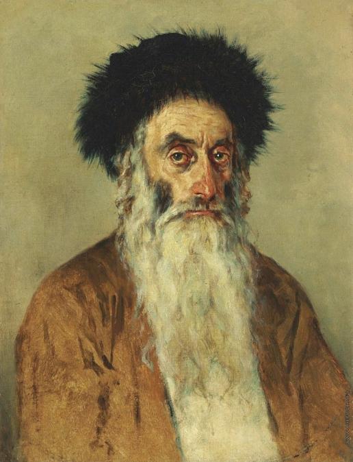 Верещагин В. В. Раввин