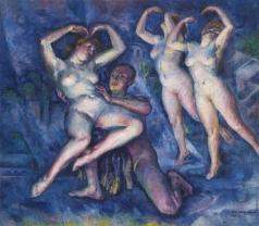 Нивинский И. И. Танец