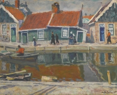Лаховский А. Б. Голландский канал