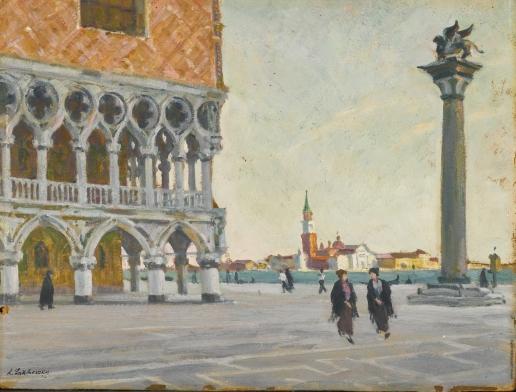 Лаховский А. Б. Венеция