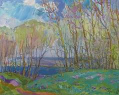 Глущенко Н. П. Весна
