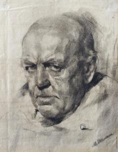 Шемякин М. Ф. Католический монах