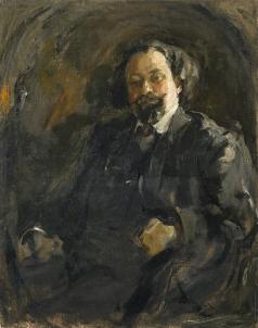 Шемякин М. Ф. Мужской портрет