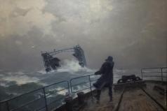 Скитальцев Е. Н. Док в океане