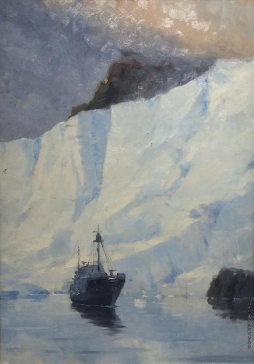 Скитальцев Е. Н. У ледяного барьера