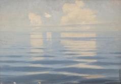 Скитальцев Е. Н. Индийский океан. Штиль