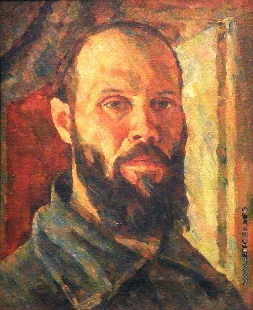 Львов П. И. Автопортрет
