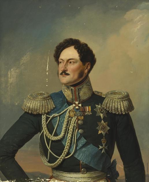 Ясевич К. А. Портрет А.И. Чернышева